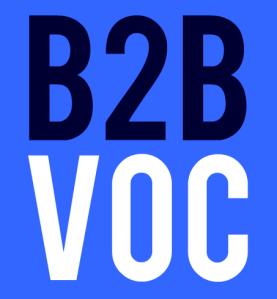 B2B VOC