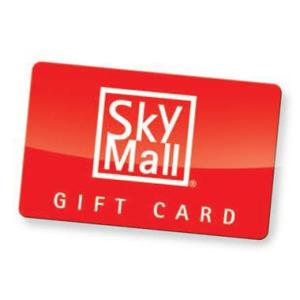 skymall gift card